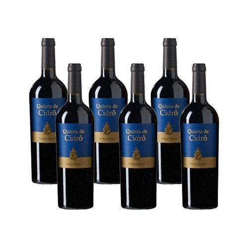 Quinta de Cidrô Touriga Nacional - Vino Rosso - 6 Bottiglie