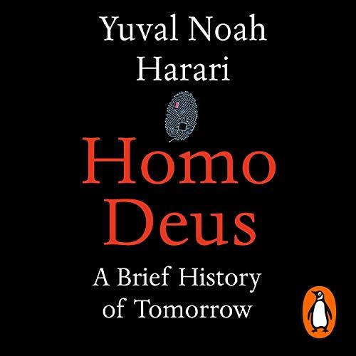 Homo Deus cover art