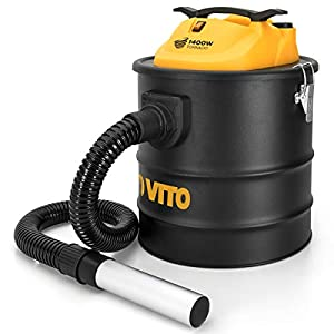 Aspirador Soplador de Cenizas 1400 HighWind Vito Pro-Power