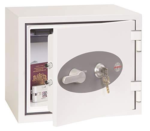 PHOENIX Fotoenix - Caja Fuerte para Documentos Titan FS1281K