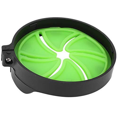Cocosity Tapa de la compuerta de alimentación de Velocidad de Paintball, alimentación de Velocidad de Paintball Ligera, Resistente, Duradera, portátil, pequeña y confiable para Exteriores para tolvas