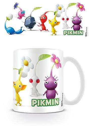 Pikmin - Mug Characters, 320 ML