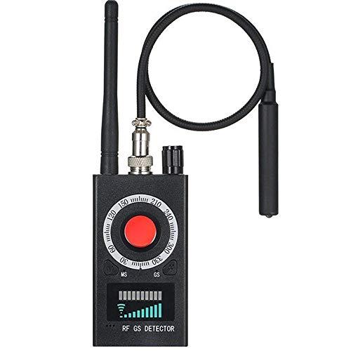 XFHLL Multifunktionsdetektor, Sicherheits RF Bug Anti Candid Camera Detector-Signal-Detektor Frequenz-Scanner, Für Versteckte Kamera Laser-Objektiv Abhören Gerät