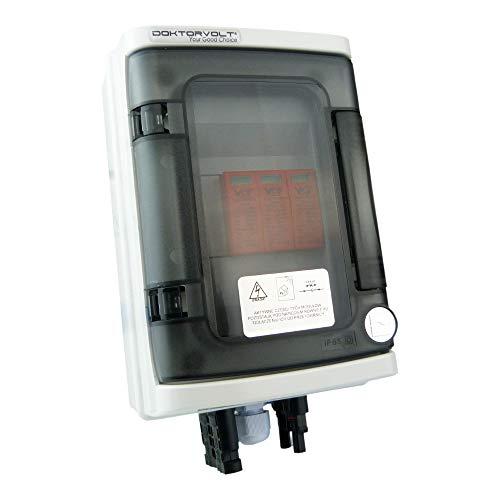 Solar Anschlusskasten Photovoltaik 1000V DC 1-string Überspannungsschutz Typ 257 Doktorvolt 9467