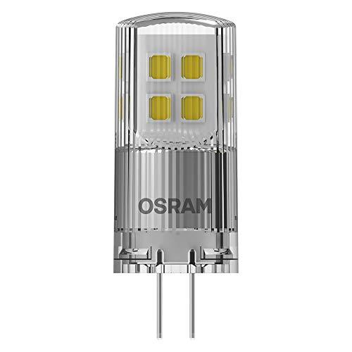 OSRAM LED Superstar PIN, Sockel: G4, Dimmbar, Warmweiß, Ersetzt eine herkömmliche 20 Watt Lampe, Klar