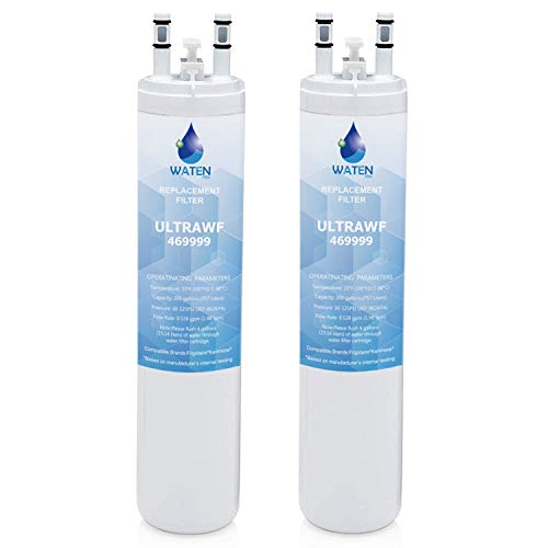ULТRAWF Compatible Refrigerator Water Filter Replacement Pure Source Ultra-2PCS