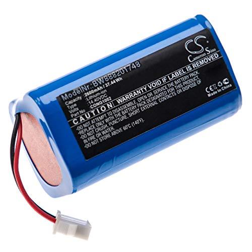 vhbw Batería compatible con Cecotec CONGA 950, 990, 1090, 1
