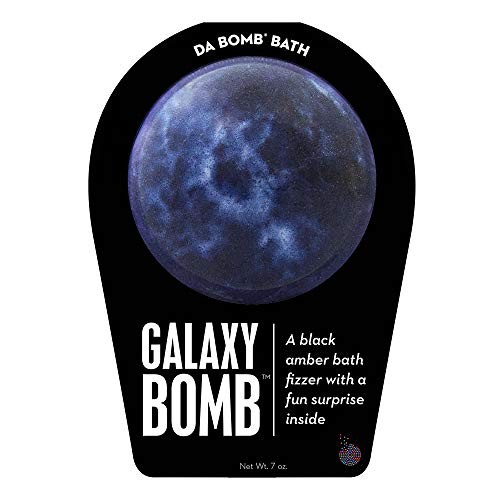 Da Bomb Galaxy Bath Bomb, Black