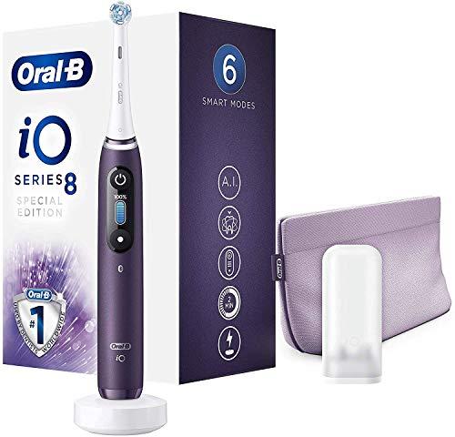 Oral-B Special Edition iO 8, Go Electric, Spazzolino Elettrico Ricaricabile, 1...