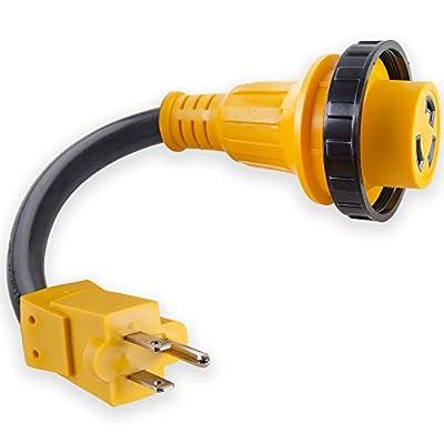 Proline Power Twist Lock adapters