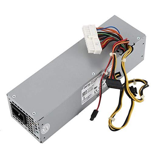 TOOGOO NUEVO para Dell Optiplex H240ES-00 H240AS-00 AC240ES-00 AC240AS-00 L240AS Fuente de alimentacion