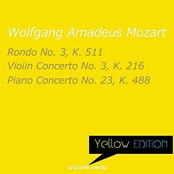 Yellow Edition - Mozart: Rondo No. 3, K. 511 & Violin Concerto No. 3, K. 216