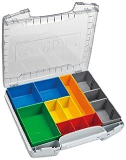 Sortierbox für Kleinteile universelle Aufbewahrungs-Box für fischer FIXtainer