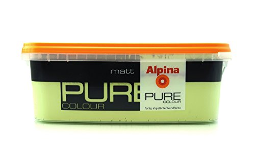 ALPINA Pure Colour, 2,5 L. Wandfarbe, Matt (Schilf)