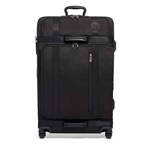 TUMI - Merge Extended Trip Expandable Packing Case Large Suitcase - Rolling Luggage for Men and Women - Black