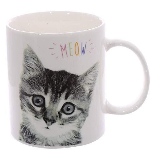 Tasse à café en Forme de Chat en Forme de Chat