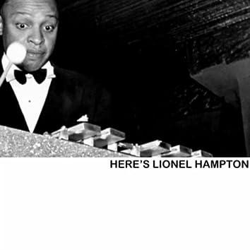 Here's Lionel Hampton