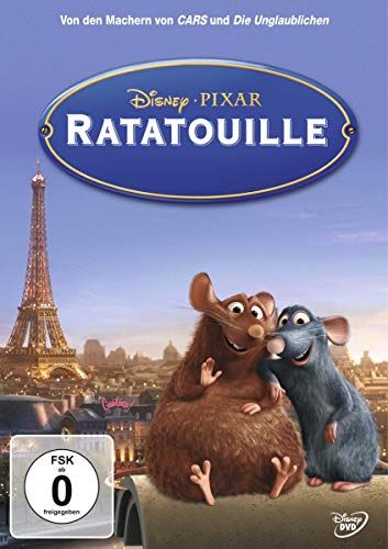 Ratatouille (Pixar Lieblingsfilme)