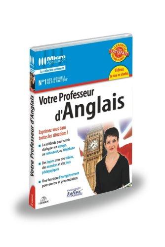 Votre Professeur d'Anglais