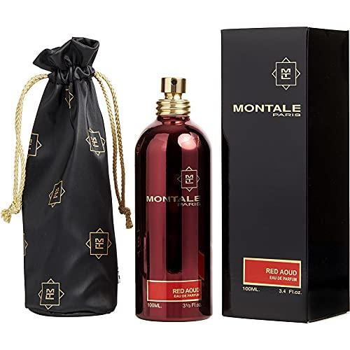 100% auténtico MONTALE RED AOUD Eau de Perfume 100ml Hecho en Francia