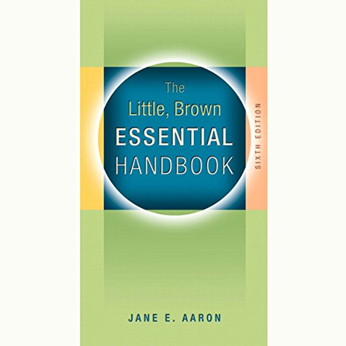 VangoNotes for The Little, Brown Essential Handbook, 6/e audiobook cover art