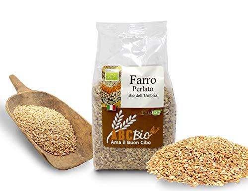 Carioni Food & Health Farro Perlado Bio - 400 gr (Paquete de 6 Piezas)