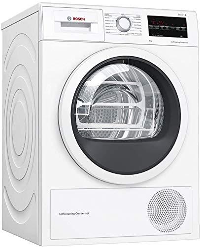 asciugatrice 8 kg offerta Bosch Elettrodomestici Asciugatrice Serie 6 WTW85448IT da 8 kg Anti-Vibrazioni con Efficienza Energetica A++