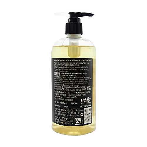 Palmolive Luminous Oil Macademia 500 ml Pump
