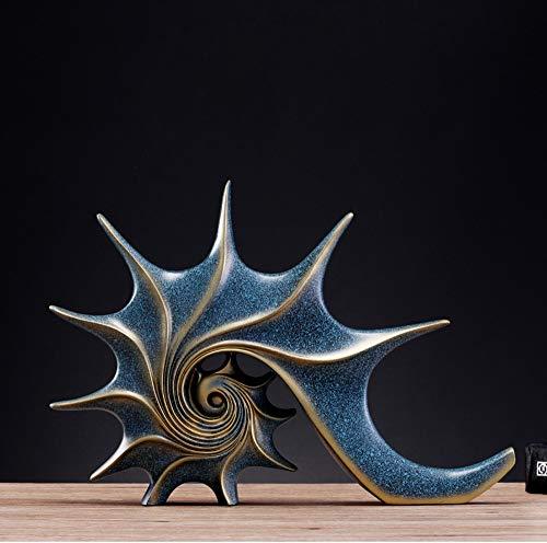 Mr.Zhang's Art Home Blau Studie kreativer Weinschrank Nordic Haus Schrank Wohnzimmer TV Schrank Dekoration (Color : Blue)
