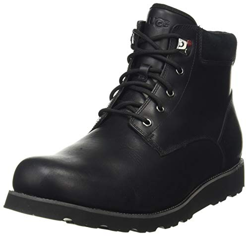 UGG Male Seton TL Boot, Black, 8 (UK)