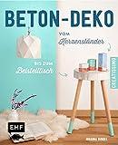 Beton-Deko: Vom Kerzenständer bis zum Beistelltisch