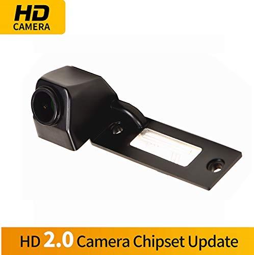 HD Caméra de Recul dans la plaque d'immatriculation Caméra vue arrière de voiture Imperméable IP69K Vision Nocturne pour VW Passat B5 VW Transporter T5 / Caravelle California VW Caddy Touran