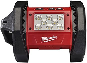 Milwaukee M18 18-Volt Lithium-Ion Cordless 1300 Lumens LED Flood Light