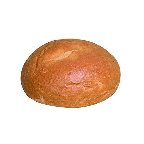 Vestakorn Brioche Burger Buns - verse hamburgerbroodjes - exclusieve broodjes, 3 stuks, klaar om te bakken in 4 minuten