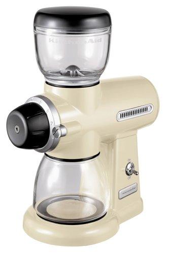 Kitchenaid 5KCG100EAC Kaffeemühle, creme