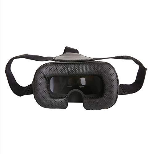 TOOGOO 4,3 Pollici 5,8 G FPV Monitor Occhiali Video Mappa Fotocamera Schermo di Ricezione Accessori per Droni Occhiali VR LCD