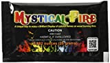 Mystical Fire Flame Colorant Vibrant Long-Lasting Pulsating Flame Color Changer for Indoor or Outdoor Use 0.882 oz Packets 12 Pack