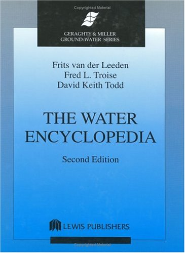 The Water Encyclopedia, Second Edition