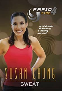 RapidFire 4 Sweat DVD - Susan Chung (Rapid Fire)