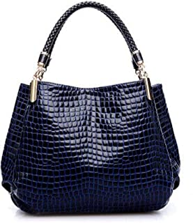 حقيبة يد المرأة - المراهنات الكبيرة - الأزرق المراهنات - حقيبة أنيقة -c40