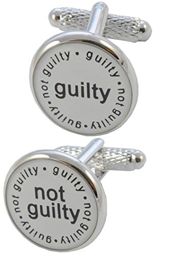 COLLAR AND CUFFS LONDON - Gemelos Caja DE Regalo - Guilty y...