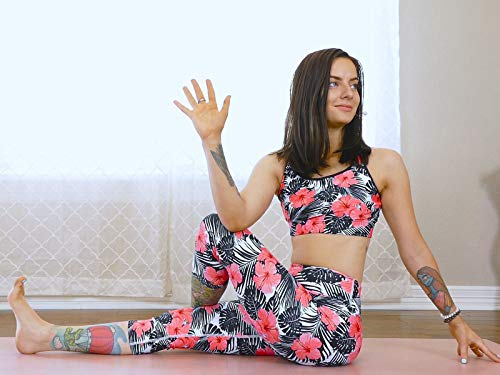 Gentle Morning or Bedtime Yoga for Relaxation