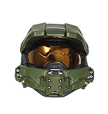 Halo Master Chief Child Light-Up Deluxe Helmet One-Size