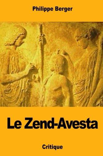 Le Zend-Avesta
