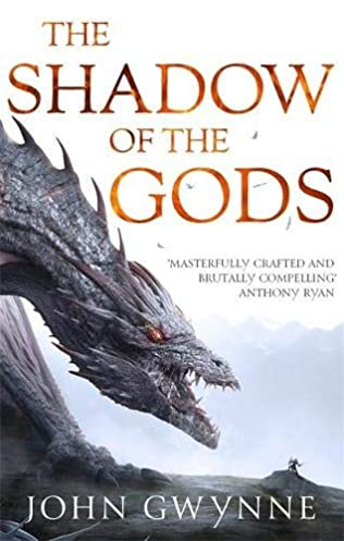 book cover of The Shadow of the Gods