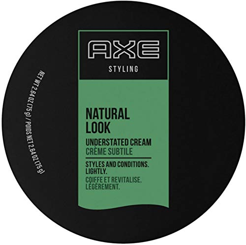 AXE Ax Understated Natural Look Hair Styling Cream 2,64 once (pacchetto di 3)