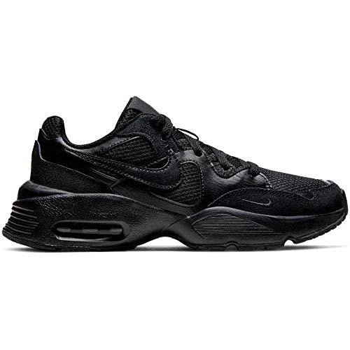 Nike Air Max Fusion, - Zapatillas de running para hombre, 20 UK, Negro (Negro ), 39 EU