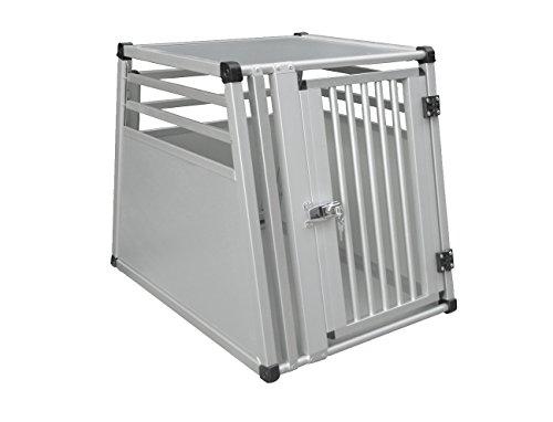 Nobby Box de Transport Alu pour 1 Chien 63X46X56 cm S
