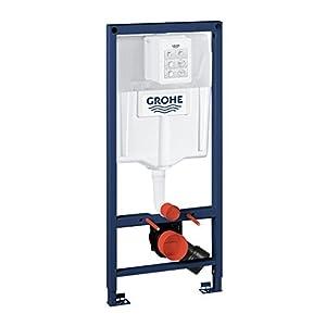 Grohe Rapid SL – Módulo para WC, Sistema de instalación para inodoros suspendidos, altura de instalación 1,13m (38528001)