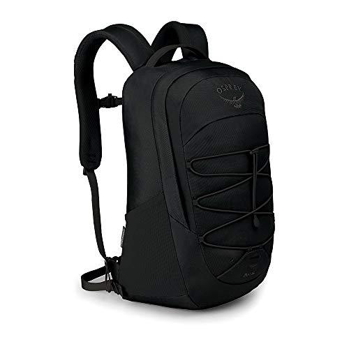 Osprey Axis 18 Rucksack für Arbeit, Schule und Freizeit, unisex - Black O/S